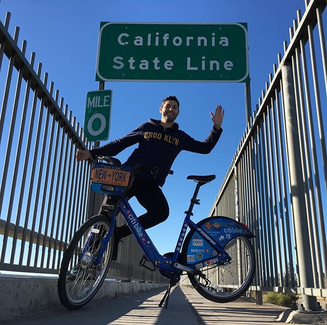 Let's ride, LA! Who's around this week? It's my 2-year bikeaverary! 🚴🏼♂️🌴