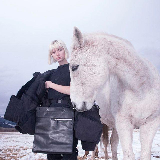 Sabbatxhemincuff #next generation #creativedirection #lukasabbat #noahdillon #unisex #bags #pockets and #zippers