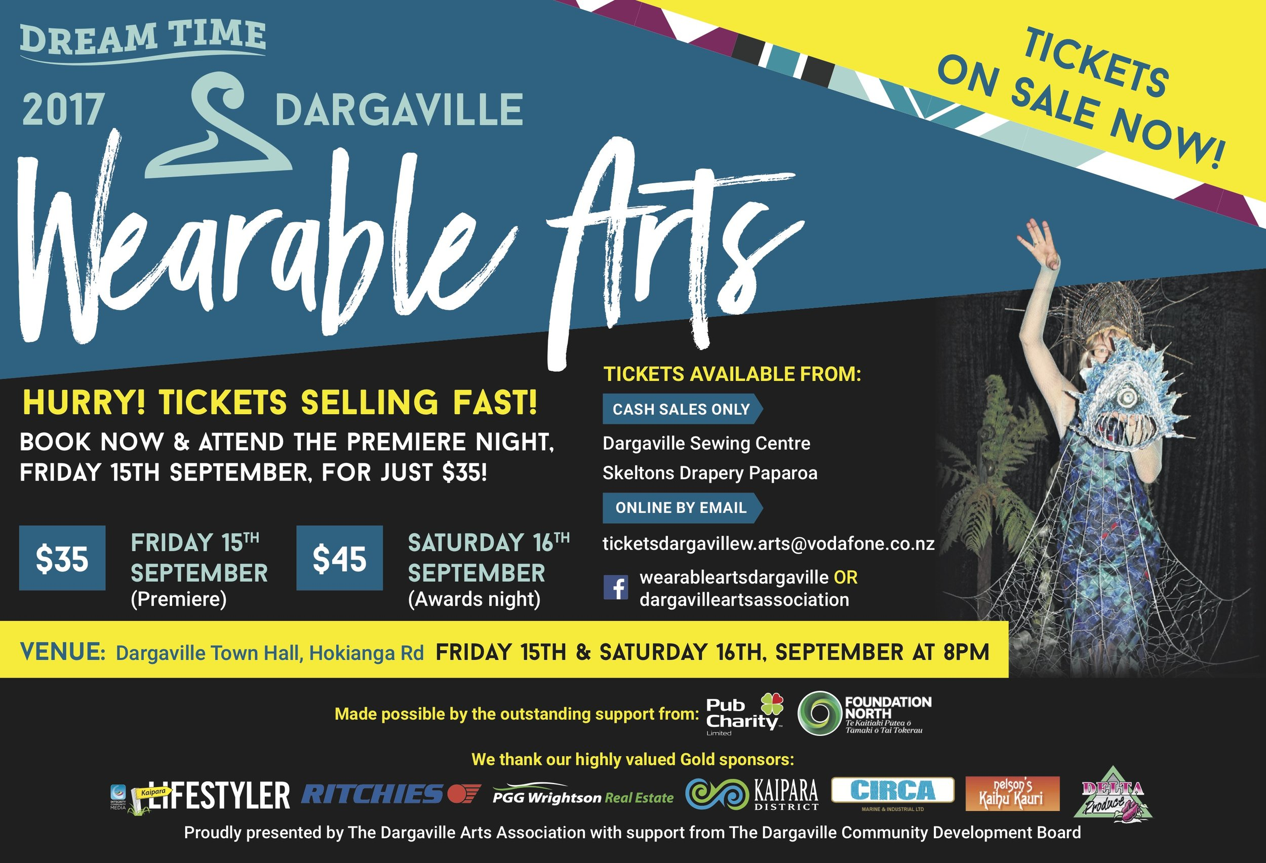 2017 Dargaville Wearable Arts