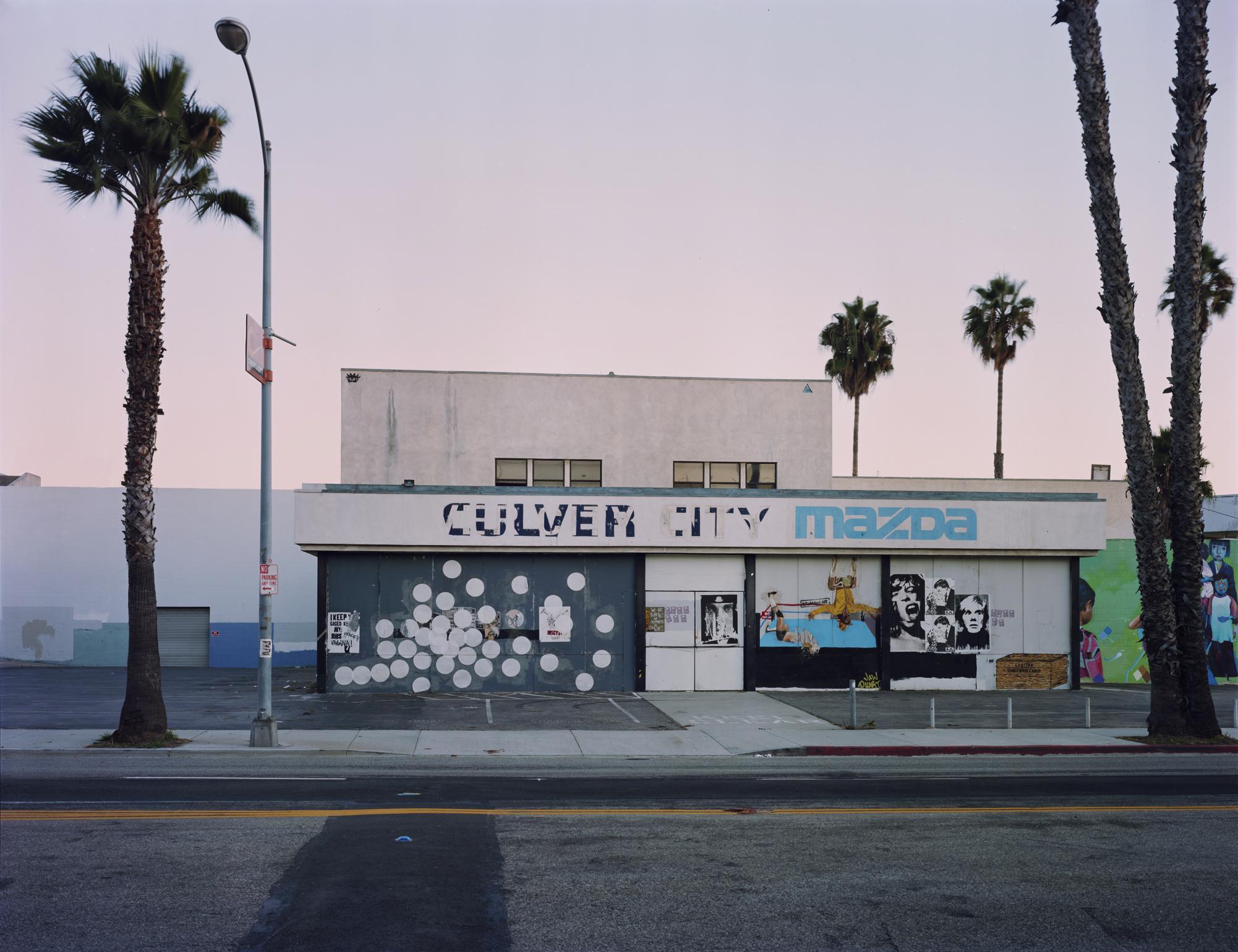 Culver City Mazda >> Structure Of Los Angeles Zsolt Kadar