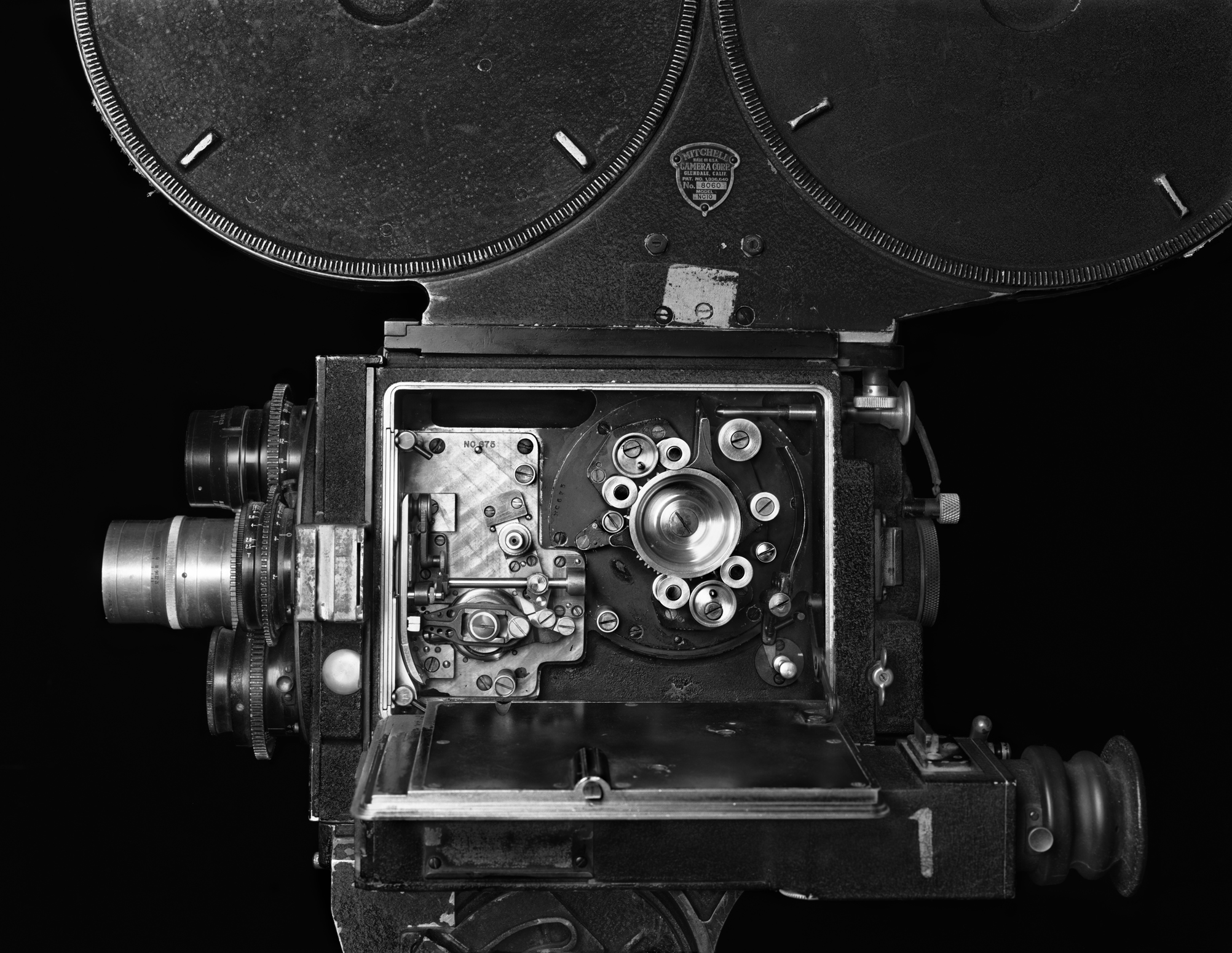 Mitchell Movie Camera, Hollywood, Ca.