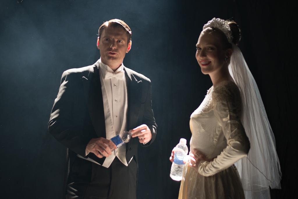 Maciek Sokalsky and Karen Hall