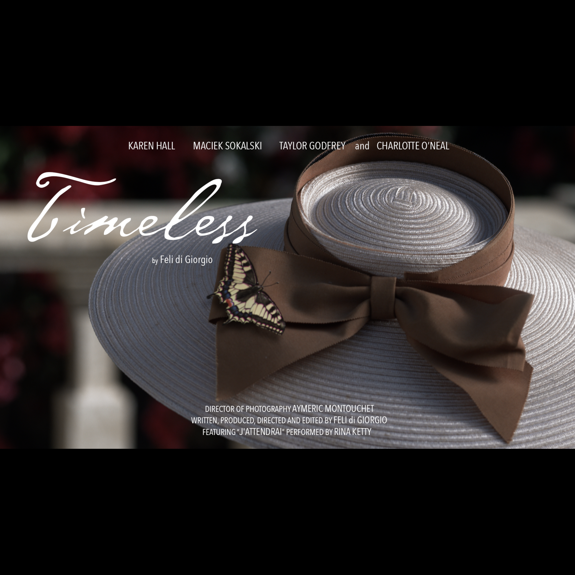 CHANEL 'TImeless'  A spec commercial for Chanel set in the 1940's. Celebrating the heritage of Chanel, it tells the story of a woman and her prized Chanel day suit, as it accompanies her over the years.