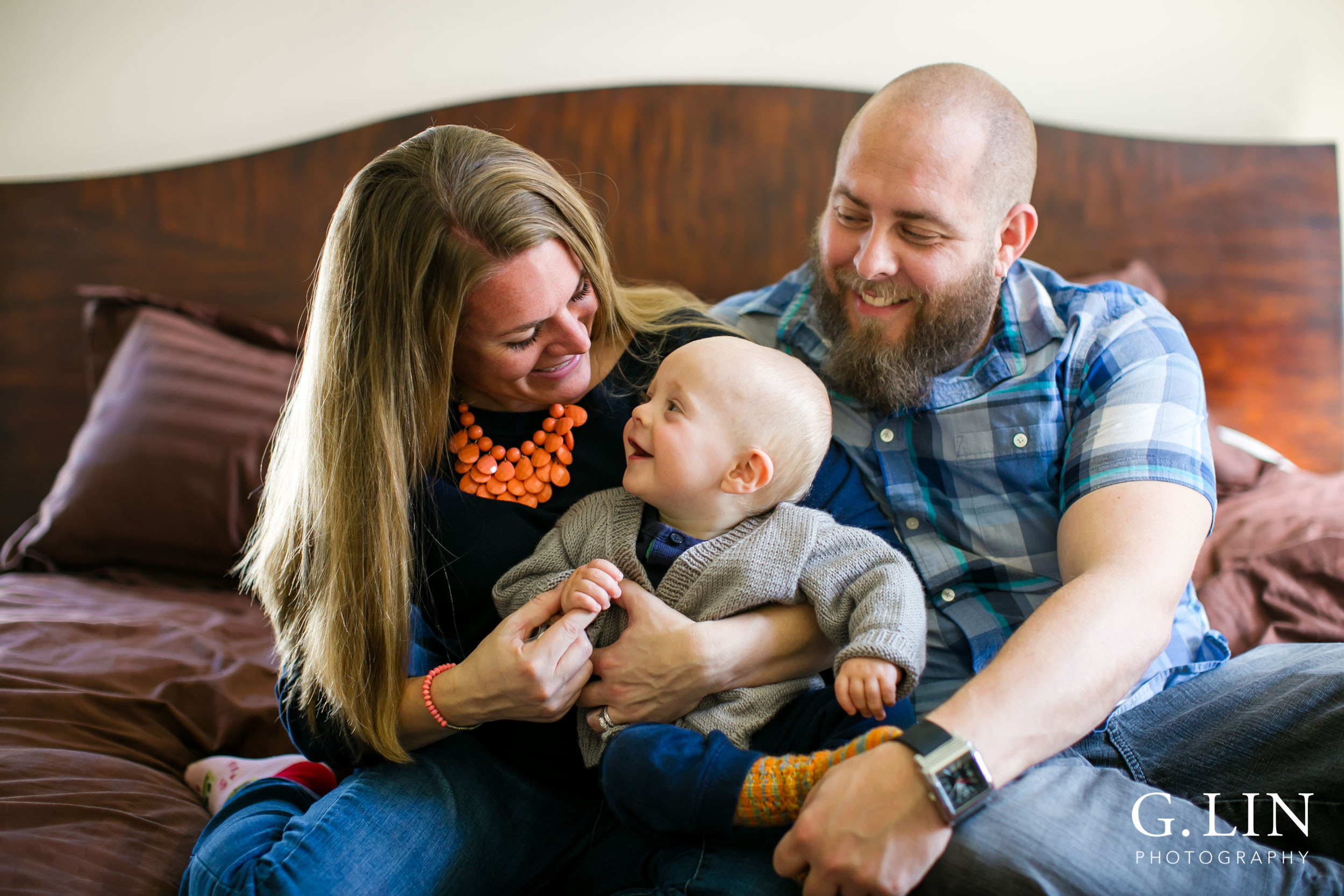 durham family photography with children and parents