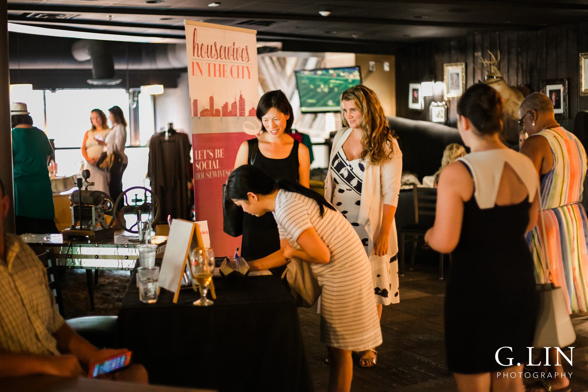 Raleigh Event Photographer | G. Lin Photography | Raleigh Housewives in the City