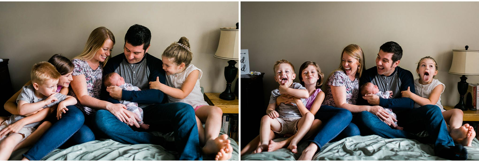Beautiful Lifestyle Family Photography | By G. Lin Photography | Durham Family Photographer