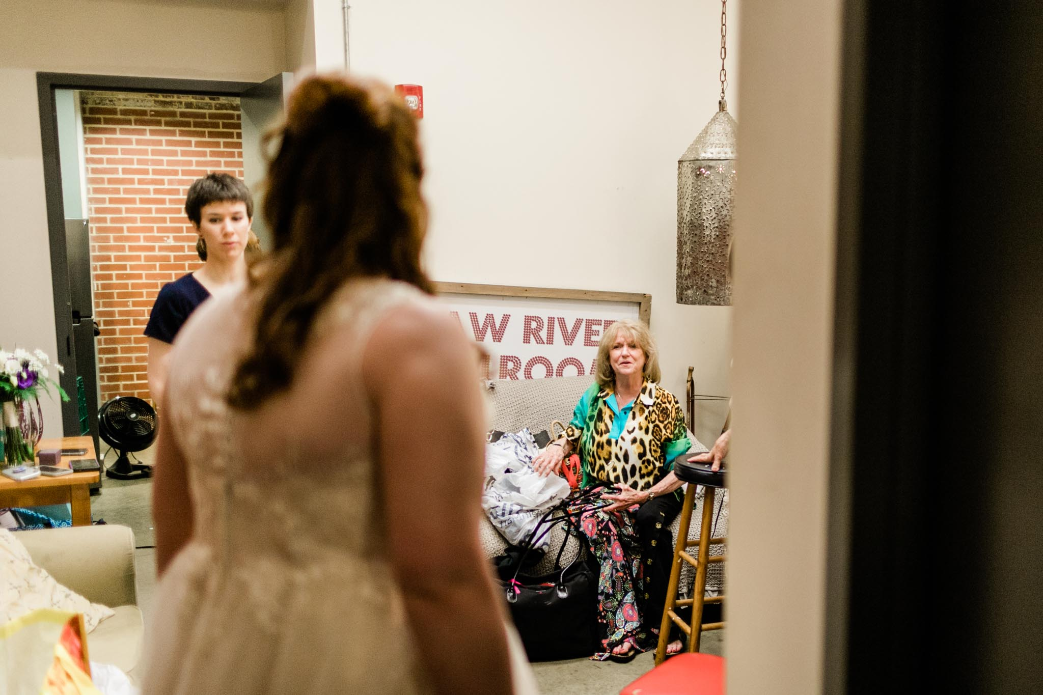 Haw River Ballroom Wedding | Durham Wedding Photographer | By G. Lin Photography