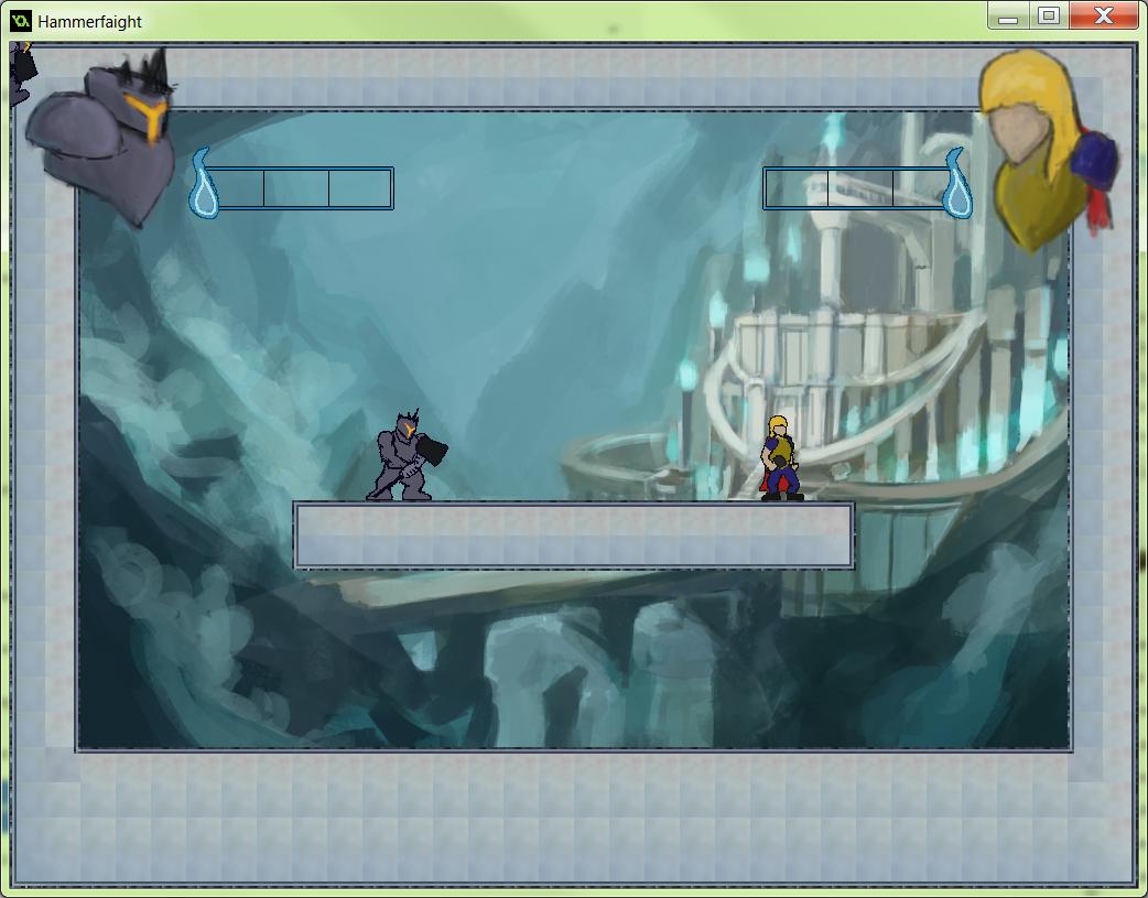 hammerfaight gameplay