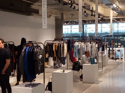 Designer Showrooms BFC London