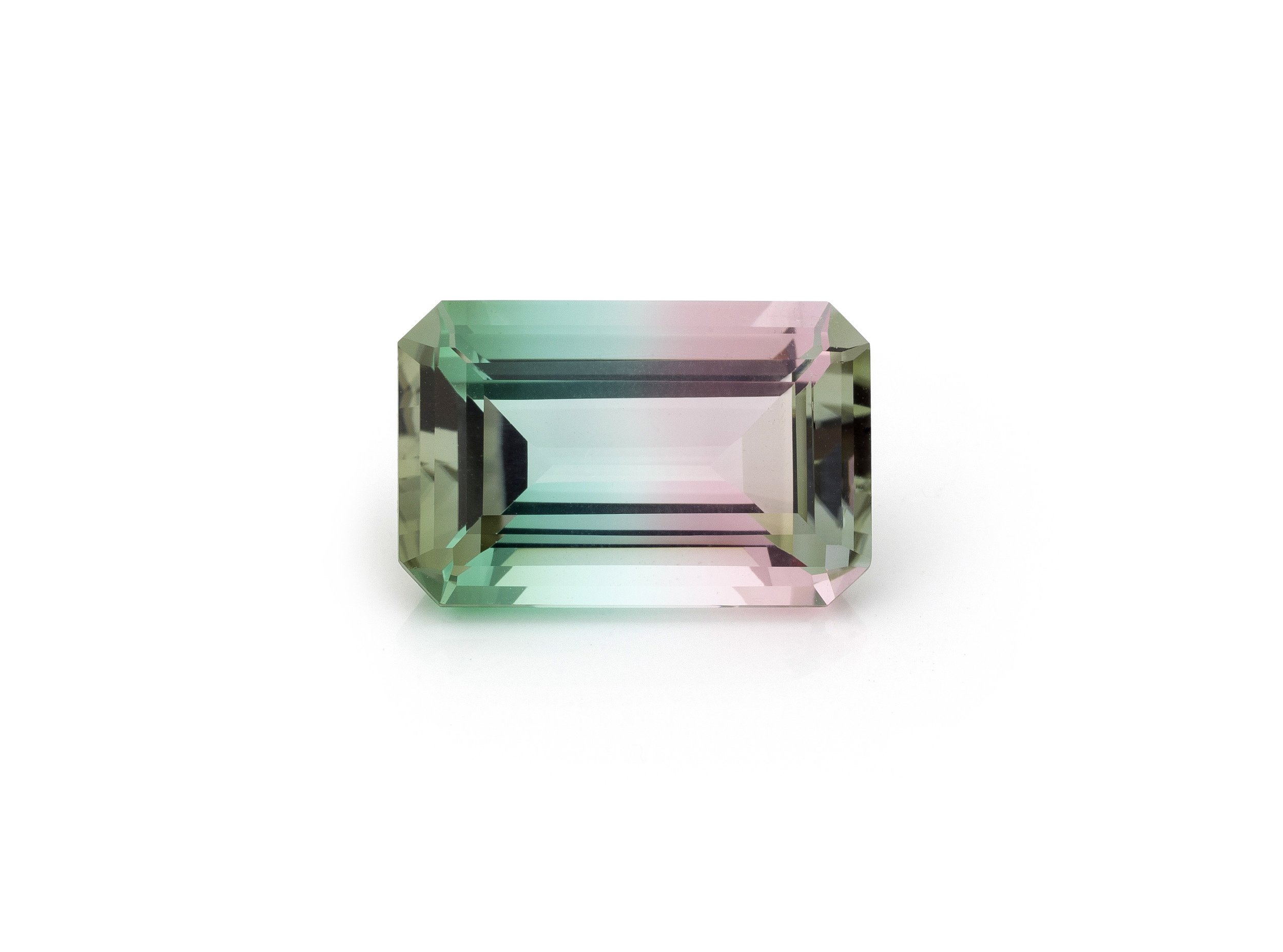 Fine Color Quality Watermelon Tourmaline. Sought after by collectors.