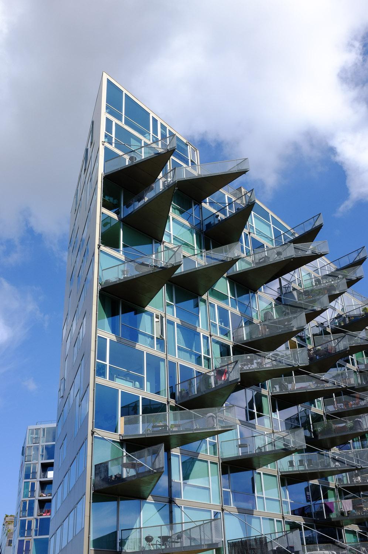 VM Houses  in Ørestad, Copenhagen