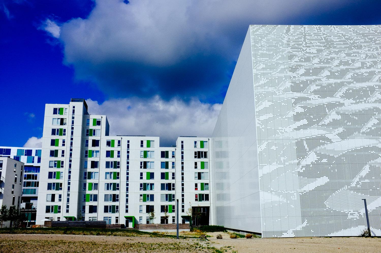 Stævnen Ørestad, Copenhagen