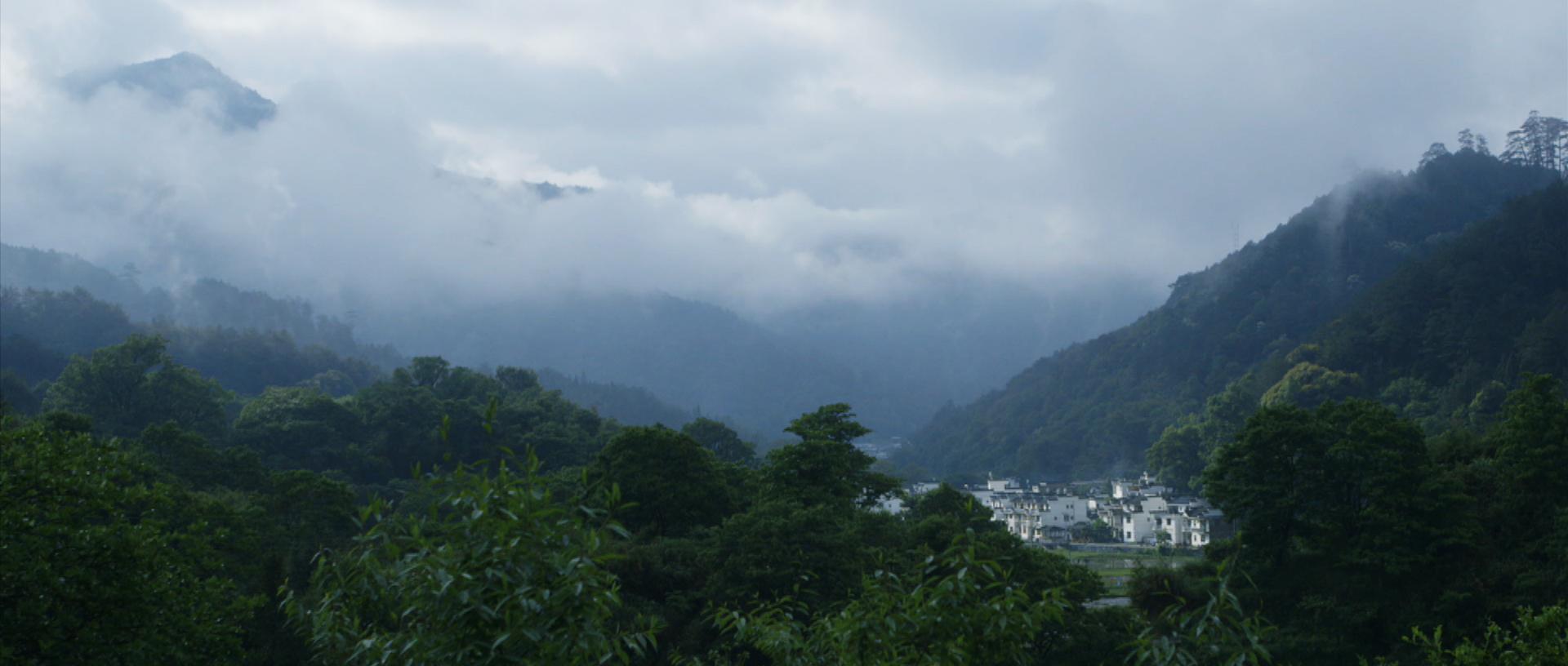 The village Shang Xiao Qi.