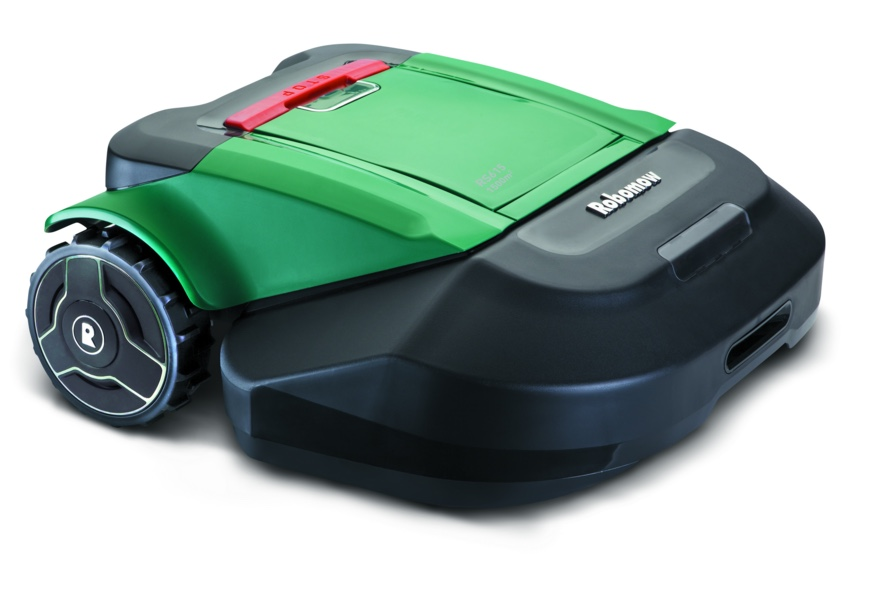 ROBOMOW RS615 PRO   Nyhet nu med röststyrning via Alexa!  Byggd och utformad för gräsmattor med *max 3000m2 storlek ger dig Robomow RS615 PRO med RoboConnect maximal njutning av din gräsmatta med den minsta klipptiden. Med sin extremt robusta konstruktion och kraftiga motor kommer Robomows  stora stålblad och kraftfulla klippmotor att få din gräsmatta trimmad, klippt och se snygg ut i ett nafs!   PRIS 21990 kr    Delbetala 636kr/mån i 36 mån     TILL WEBBUTIKEN