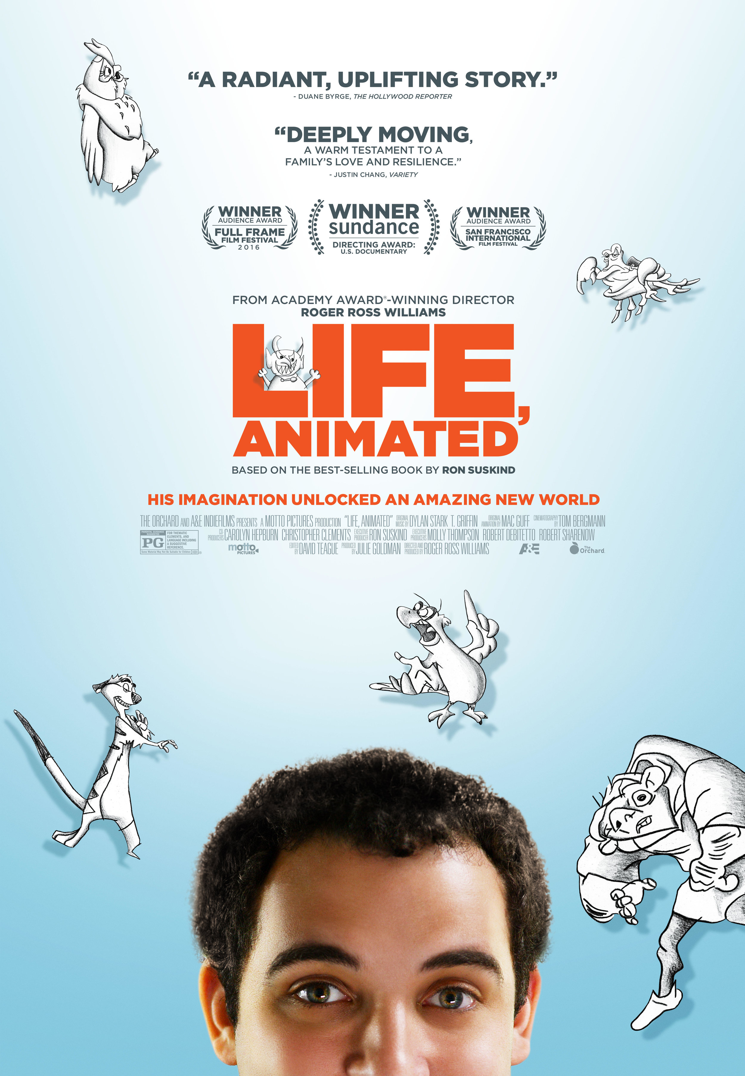 LIFE, ANIMATED