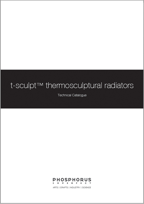 DOWNLOAD THERMOSCULPTURAL RADIATORS TECHNICAL CATALOGUE