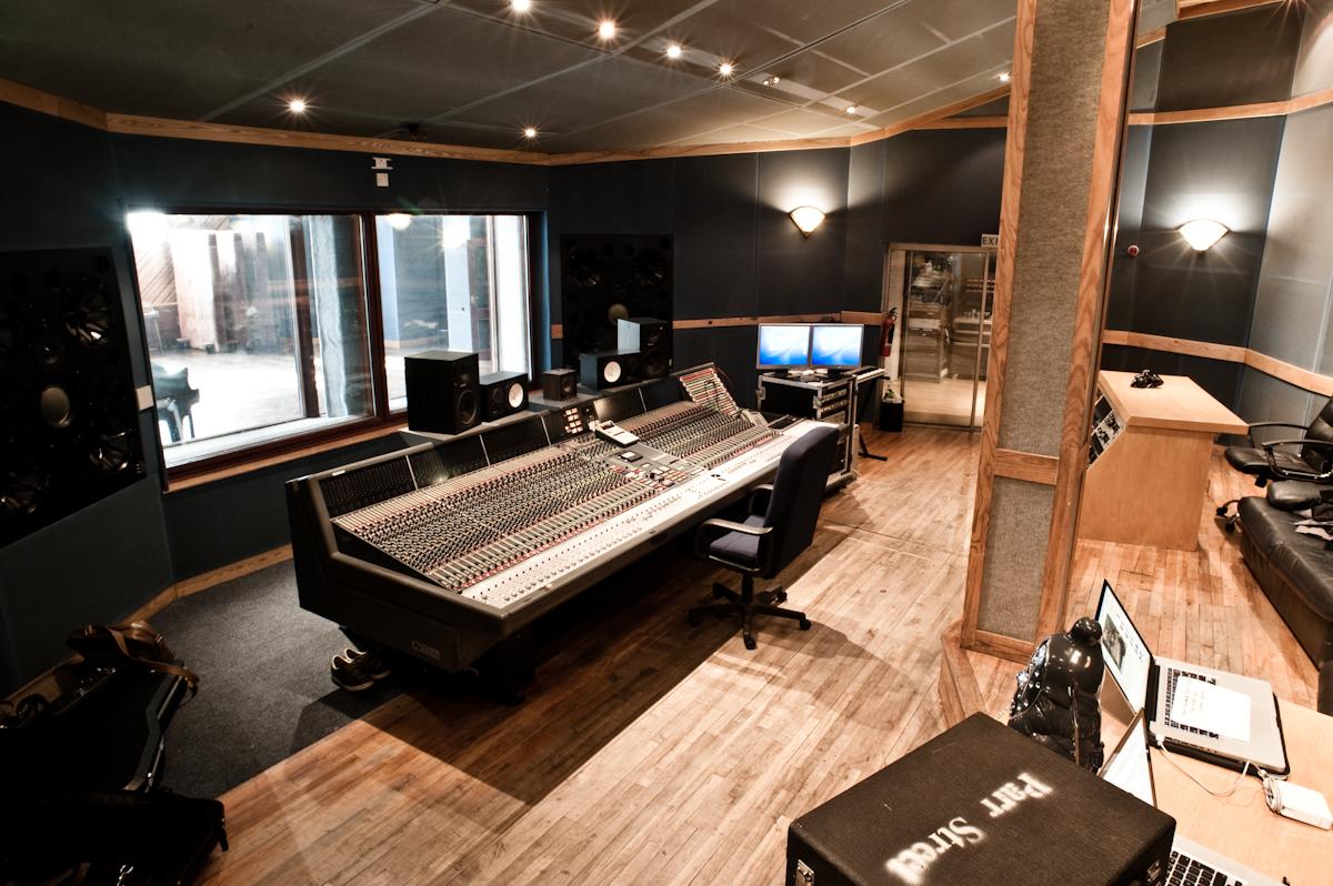 Liverpool's favourite recording studio complex