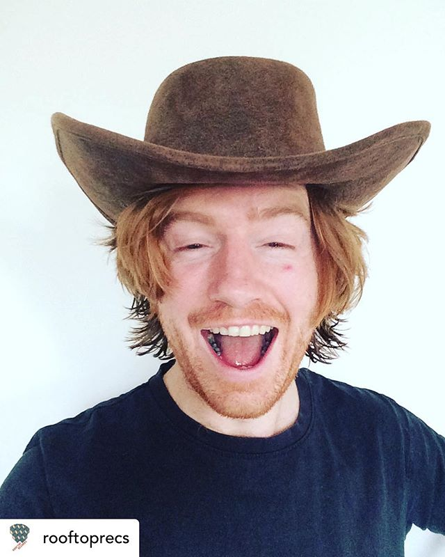 Ali Horn (@alihornmusic )'s new single, Modern Voodoo is out today! Go and listen to make your face as happy as his ⬆️ (link in bio) 🤠🤠🤠