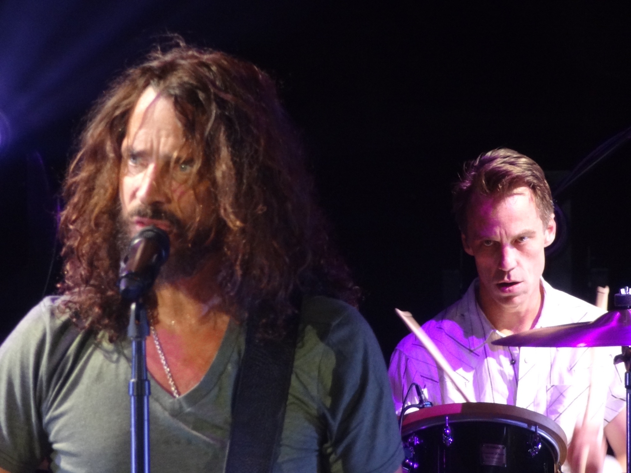 Photo: Soundgarden @ Red Rocks 07.18.2011 [ See Our Photos ]