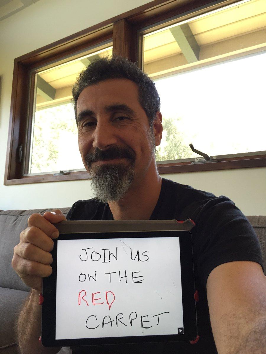 Photo: Serj Tankian's Twitter