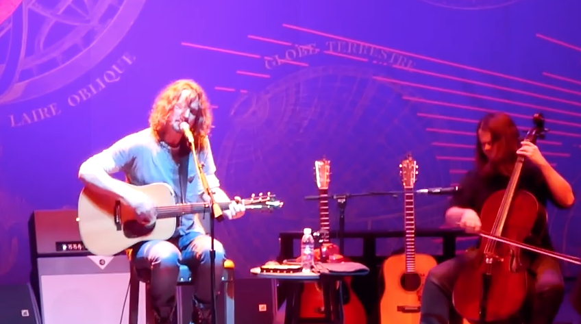 Chris Cornell - Royal Albert HallLondon05.03.2016