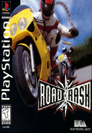 1997 Road Rash Rusty Cage, Outshined, Kickstand, Superunknown