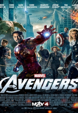 2012 The Avengers Live To Rise