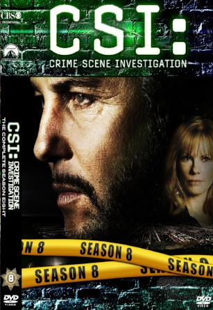 2008 CSI: Crime Scene Investigation Rusty Cage