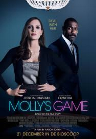 2017 Molly's Game Say Hello 2 Heaven
