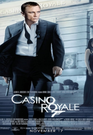 2006 Casino Royale - You Know my Name