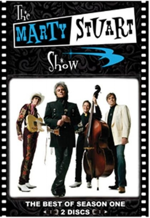2014 The Marty Stuart Show Rusty Cage