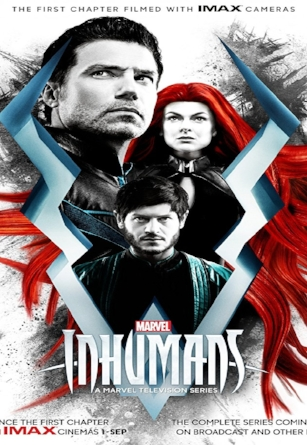 2017 Inhumans Blow up the Outside World