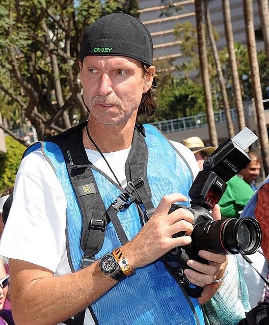Randy Johnson (aka The Big Unit) Getty Images