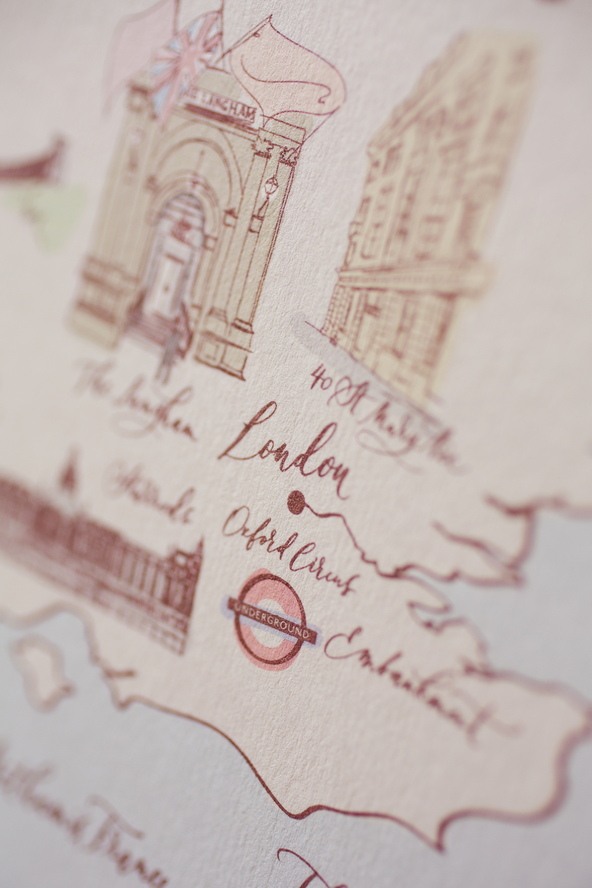 Lamplighter London Illustrations
