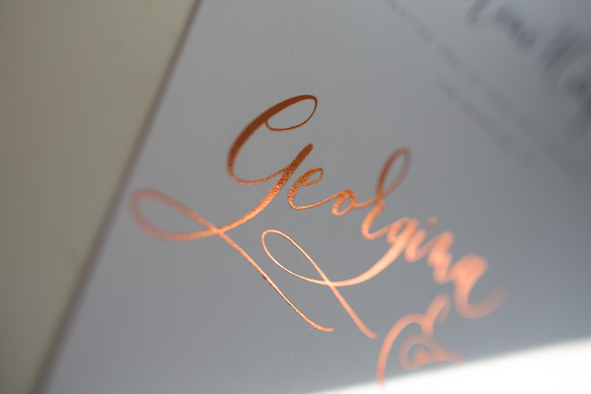 Lamplighter London Luxury Details