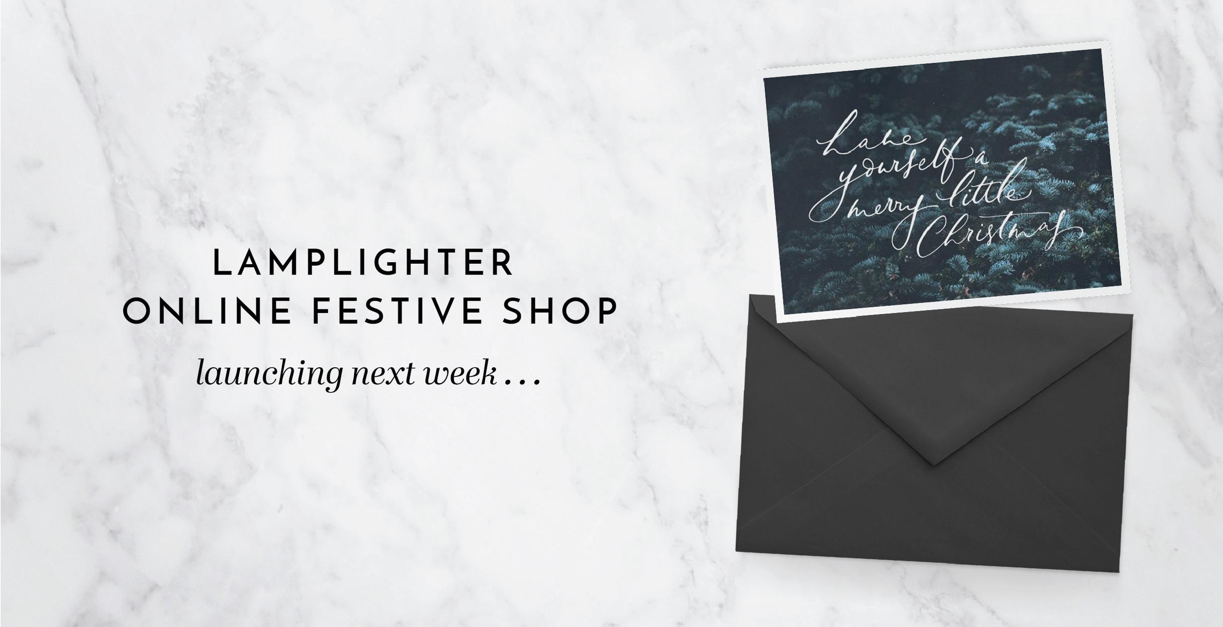 Lamplighter Christmas Shop