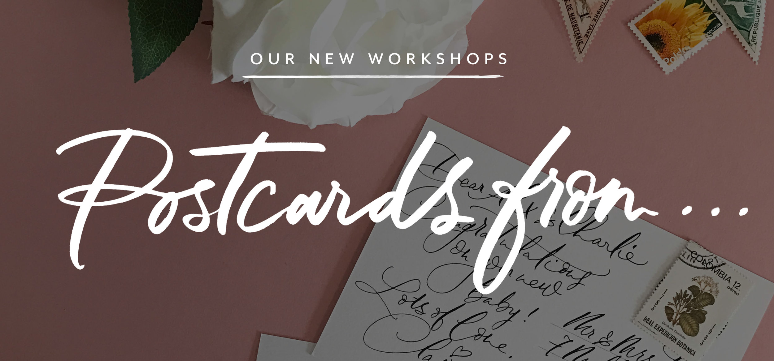 Postcards from... Workshops by Lamplighter