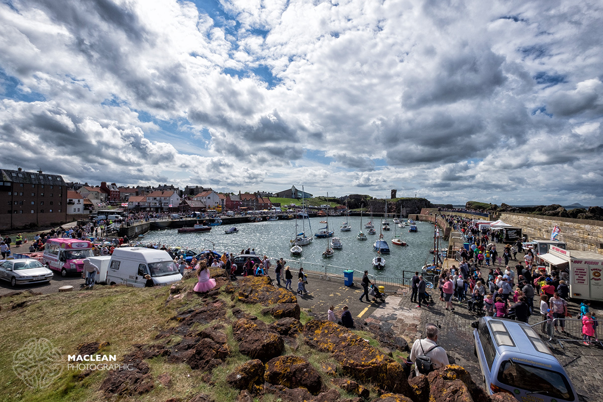 last years Lifeboat day 2015. photo credit Jeff Carter www.macleanphotographic.co.uk