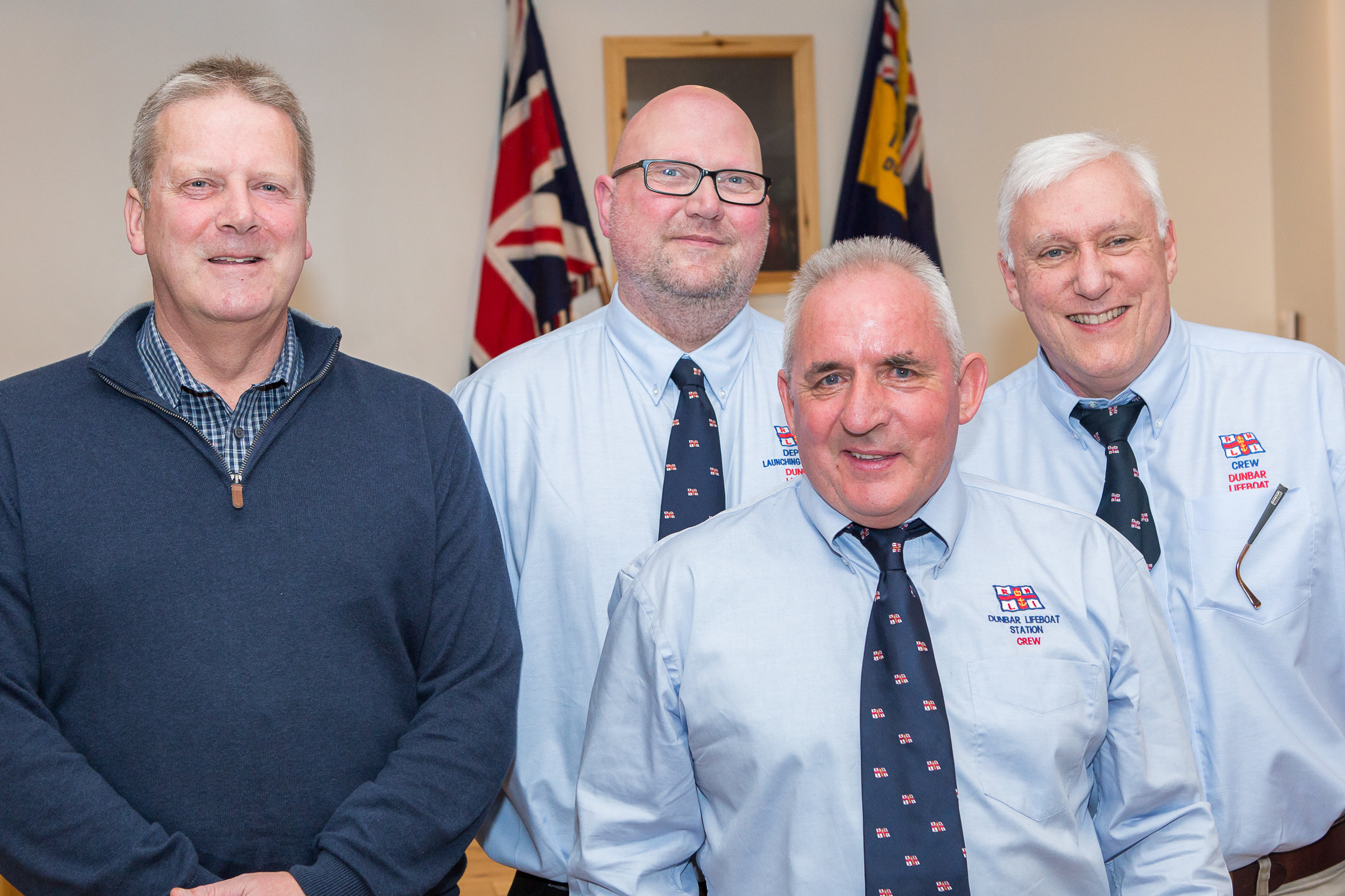 Lifeboat Operations Manager with Deputy Launching Authorities (DLAs)