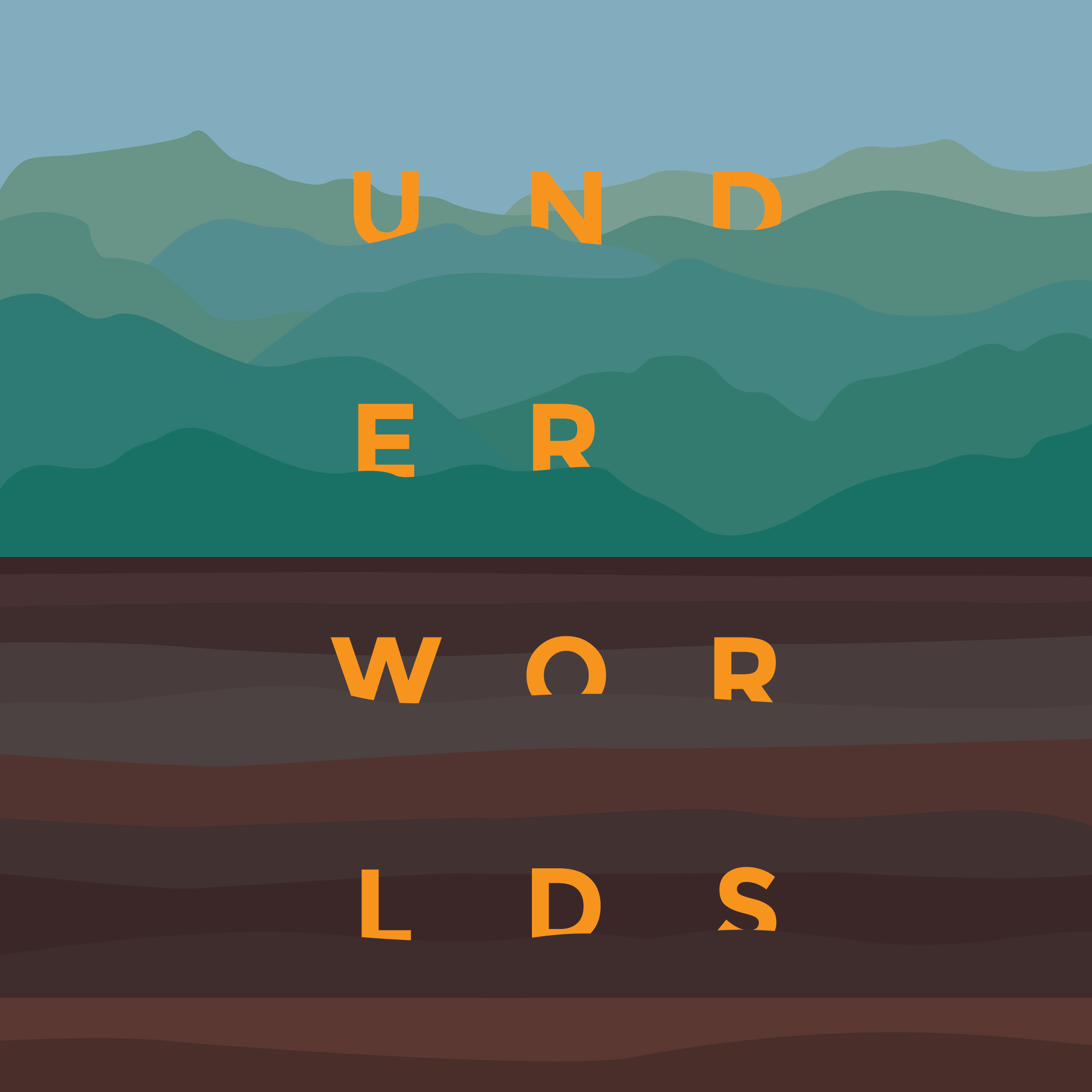 Underworlds. An immersive subterranean musical with expert talks, all-new music, a humming engine and a live volcano. March 23rd 2015.