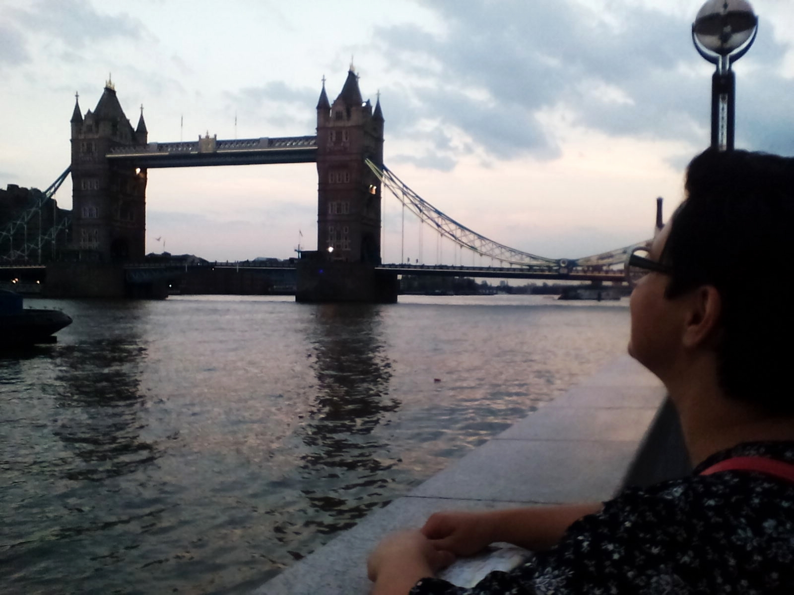 Magda in London