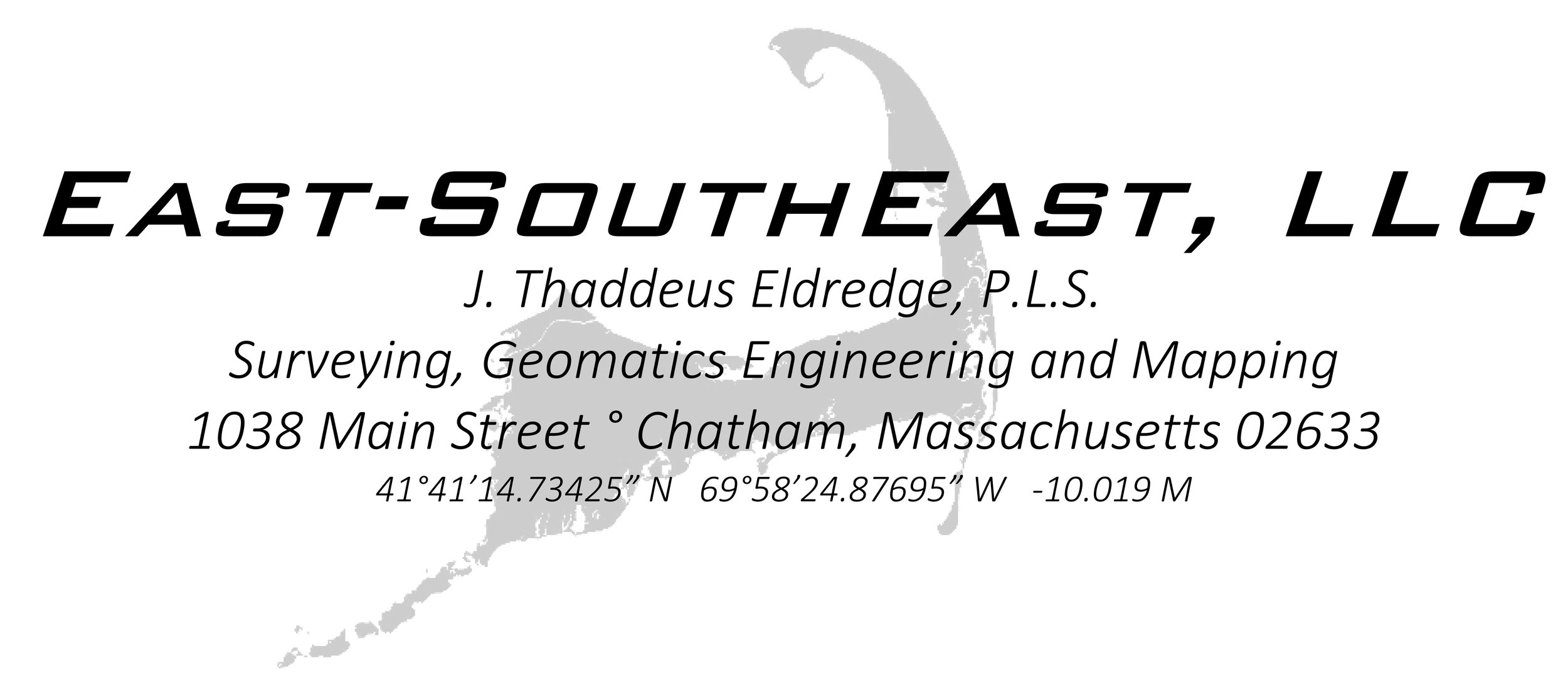 J. Thaddeus Eldredge, PLS has opened a new firm. Find out more here.