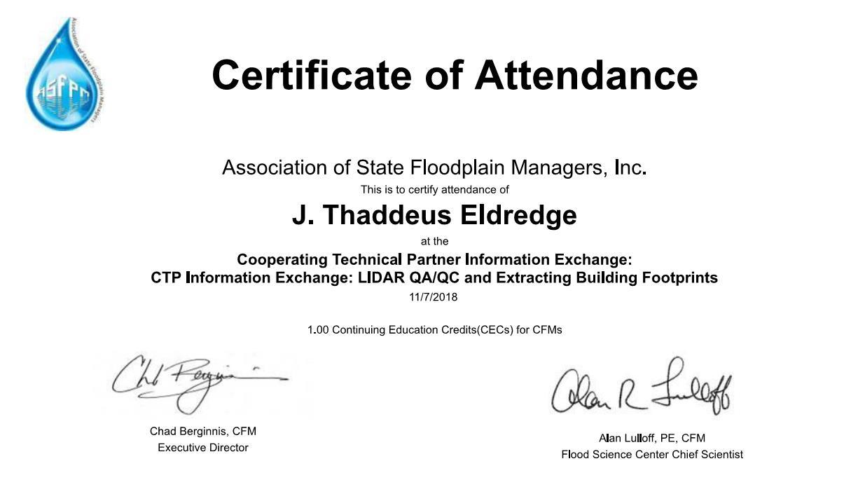 CTP Webinar Certificate Of Attendance - LiDAR QAQC 11-7-2018.jpg