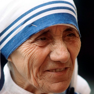 """Who is Jesus to me?  Jesus is my All in All""  (Mother Teresa)"