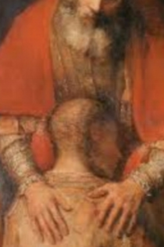 """Mercy""- Rembrandt's Prodigal Son"
