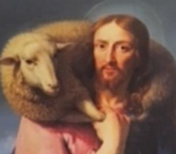 Phillippe de Champaigne The Good Shepherd