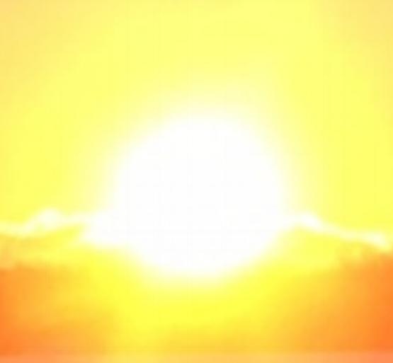 """His Face shone like the Sun"""