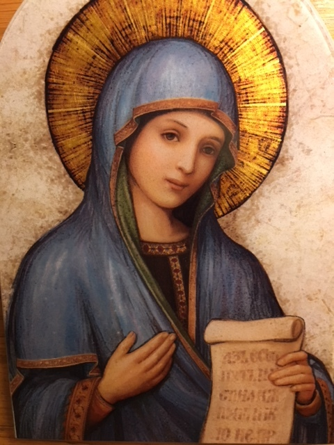 Mother of the Divine Word