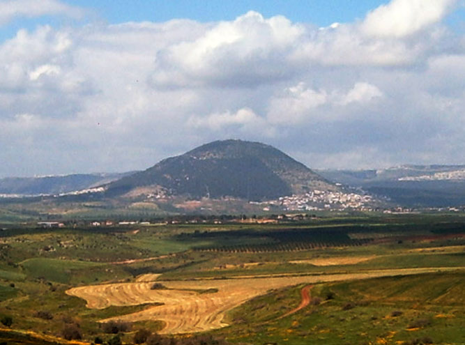 Mount of the Transfiguration