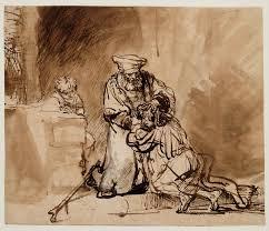 Rembrandt's  'Prodigal Son'